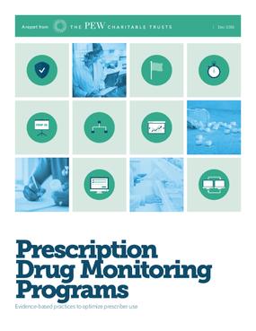 Prescription Drug Monitoring Programs: Evidence-based Practices to Optimize Prescriber Use