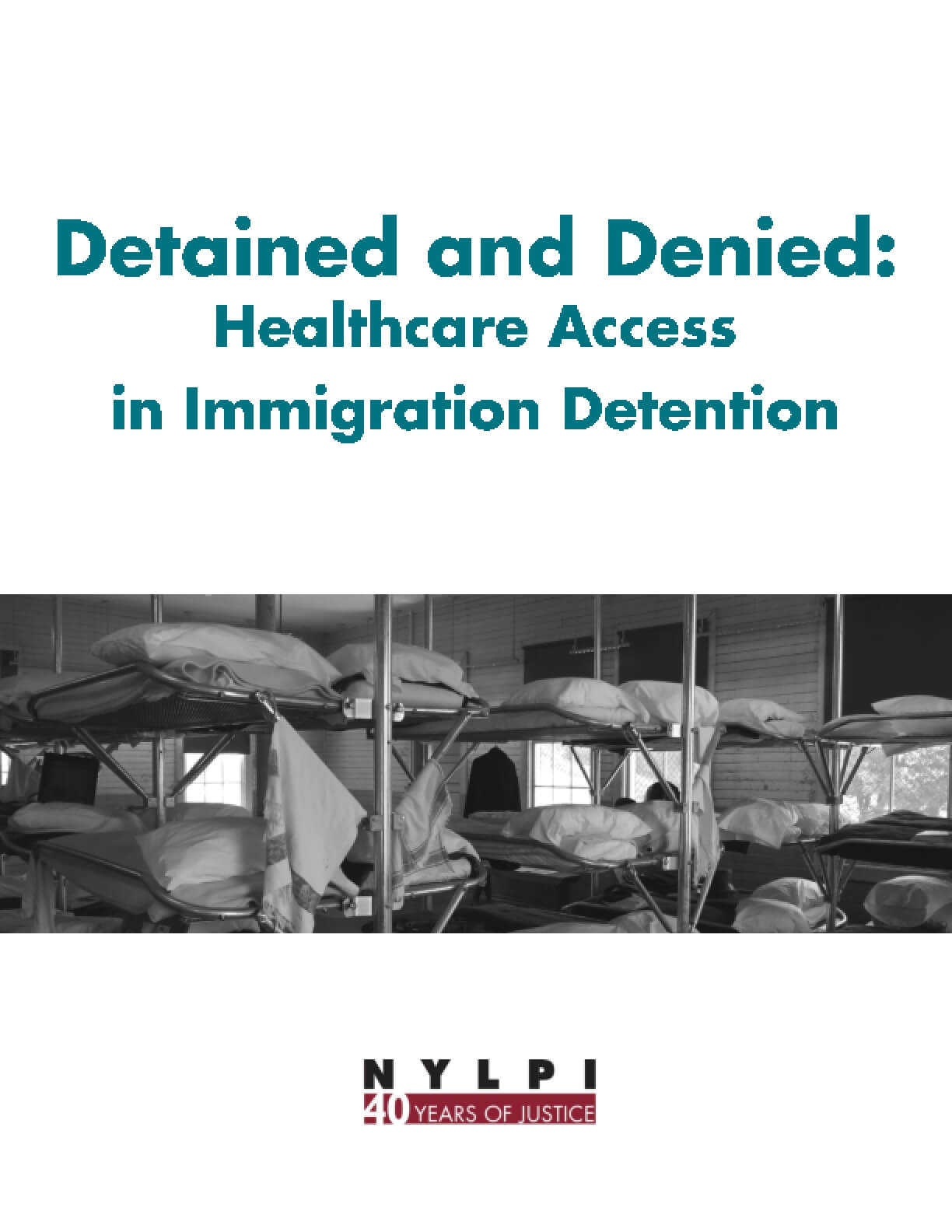 Detained and Denied: Healthcare Access in Immigration Detention