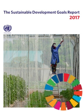 The Sustainable Development Goals Report 2017