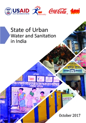 State of Urban Water and Sanitation  in India